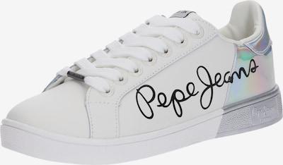 Pepe Jeans Zemie apavi 'BROMTON MANIA' balts, Preces skats