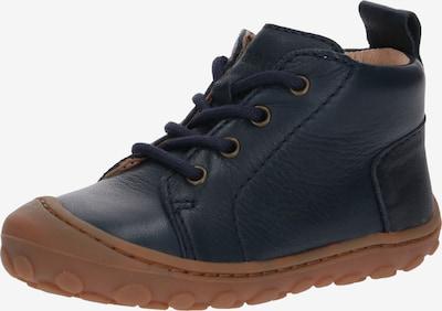 BISGAARD Lauflernschuh 'gerle lace' in blau, Produktansicht