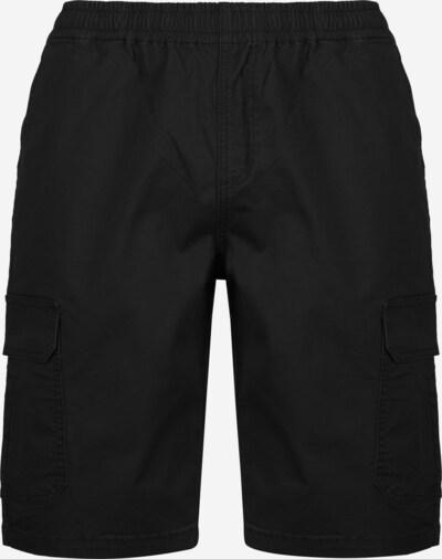 Iriedaily Shorts ' Work N Roll ' in schwarz, Produktansicht