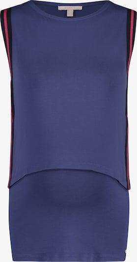 Esprit Maternity Still-Top in lila / rot / schwarz, Produktansicht