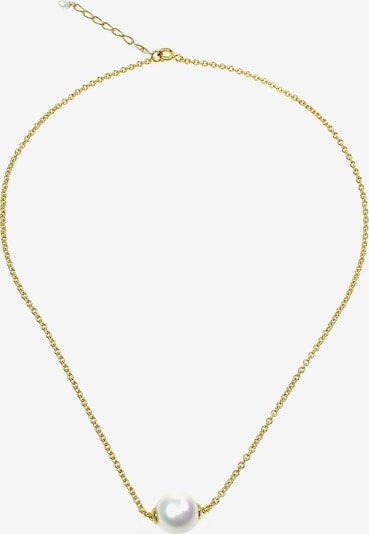 Orquidea Perlenkette 'Dionne' Golden in gold / weiß, Produktansicht