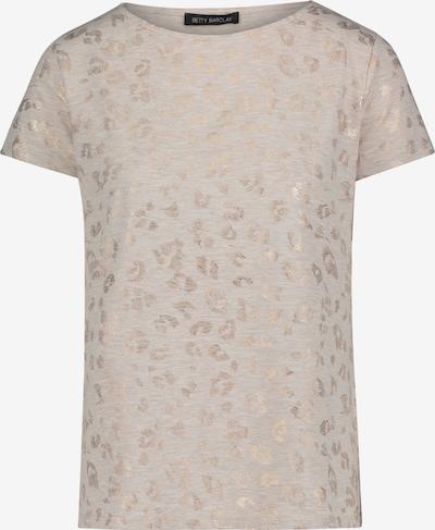 Betty Barclay Shirt in de kleur Goud / Aubergine, Productweergave