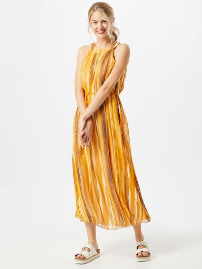 Cartoon Kleid in mischfarben, Modelansicht