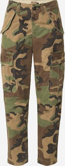 Pantaloni cu buzunare POLO RALPH LAUREN pe kaki, Vizualizare produs