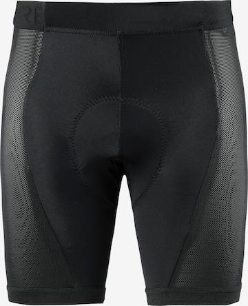 GORE WEAR Workout Pants 'C3 DAMEN KURZE UNTERZIEHTIGHTS' in Black