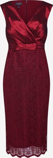 APART Kleid in bordeaux: Frontalansicht