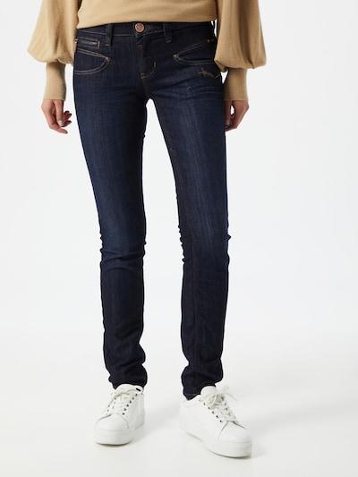 FREEMAN T. PORTER Jeans 'Alexa' in Blue denim, View model