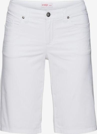 SHEEGO Bukser i hvid, Produktvisning