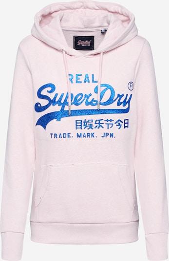 Superdry Jaka ar kapuci zils / rožkrāsas, Preces skats