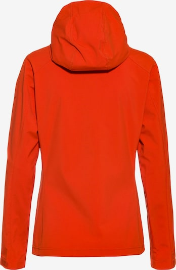 VAUDE Softshelljacke 'Fano' in rot, Produktansicht