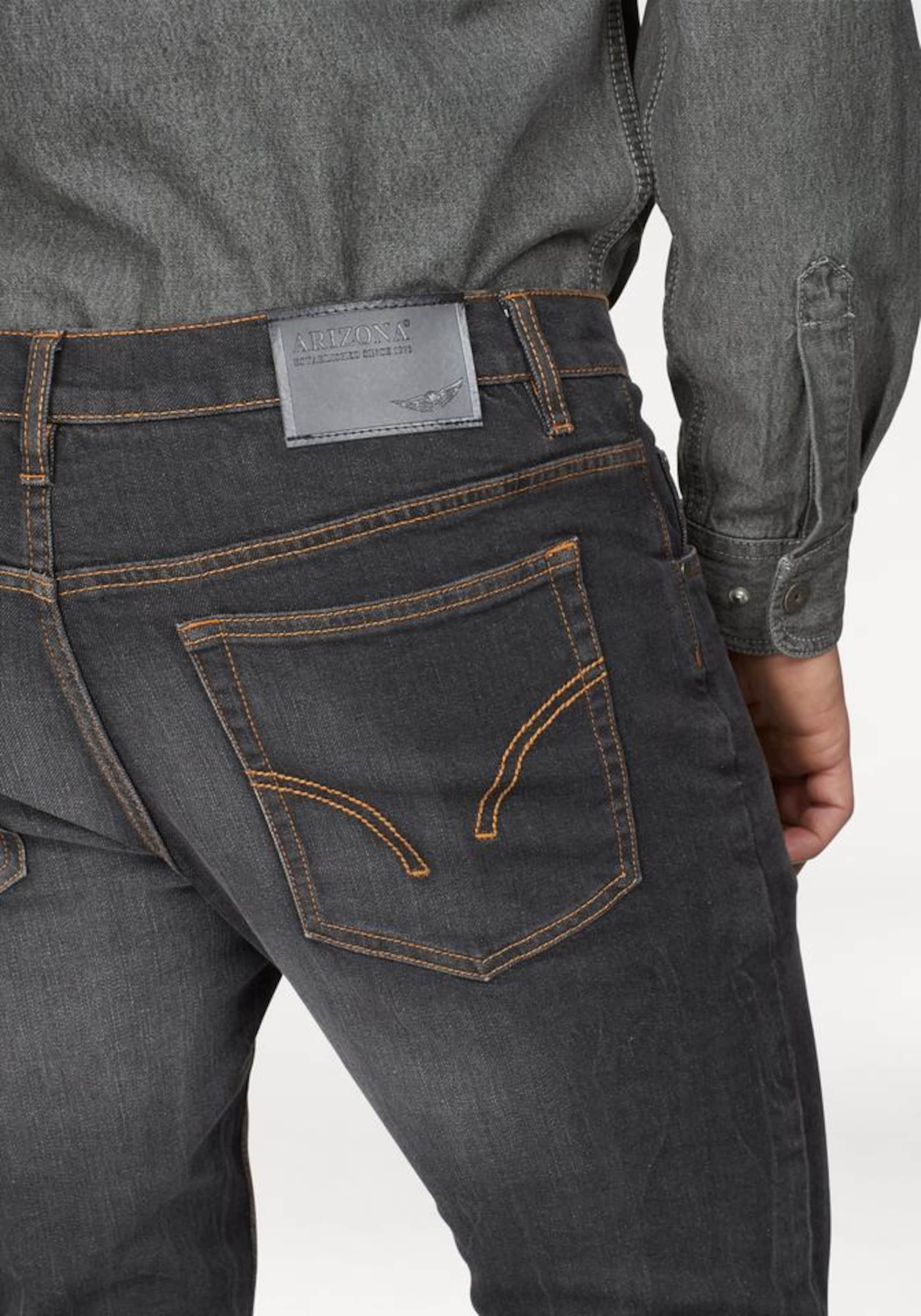 Denim Grey 'clint' Arizona In Jeans JlKcFT1