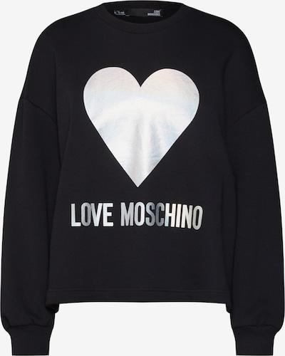 Love Moschino Sweatshirt 'FELPA' in de kleur Zwart, Productweergave