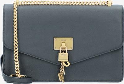 DKNY Umhängetasche 'Elissa' in gold / schwarz, Produktansicht