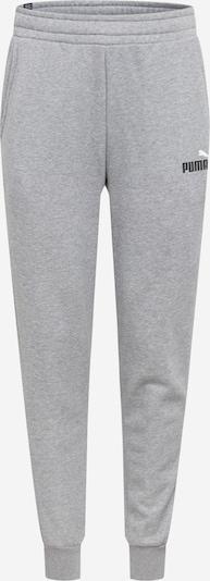 PUMA Spodnie sportowe w kolorze szary / czarny / białym, Podgląd produktu