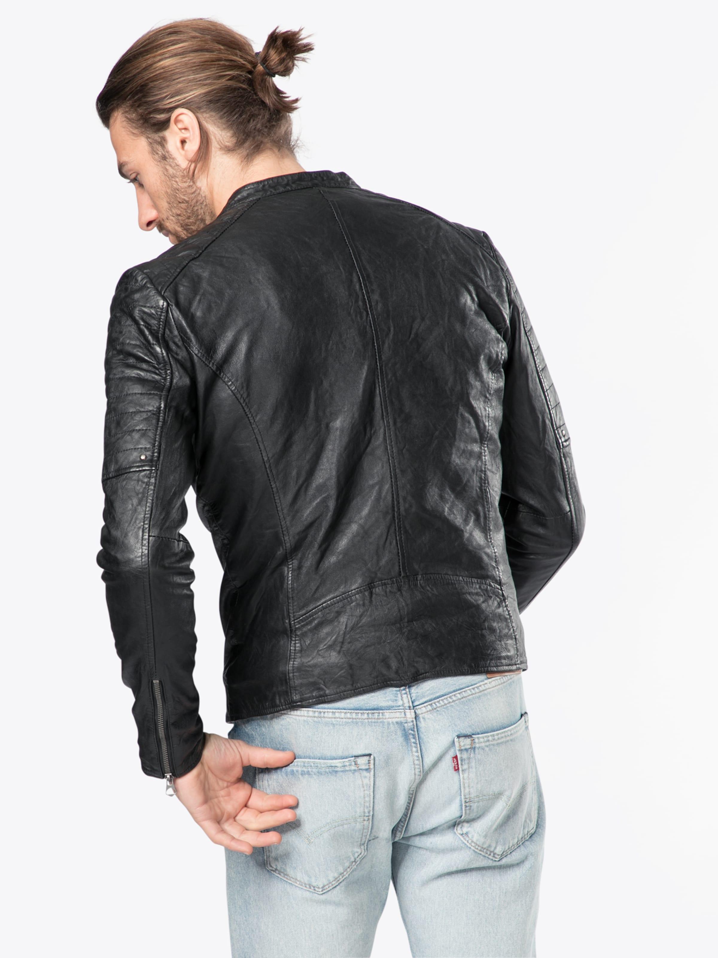 Veste Noos' Noir Lamb Leather saison Jacket Jones Jackamp; Mi 'jjvrichard En vmOn80wNPy
