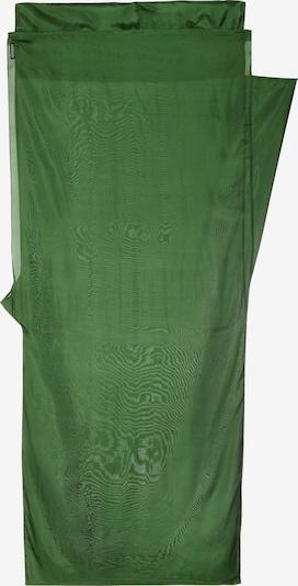 COCOON Hüttenschlafsack in grün, Produktansicht