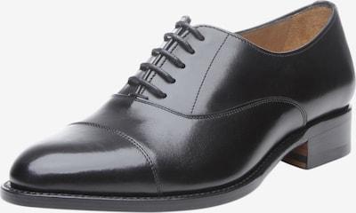 SHOEPASSION Schnürschuhe 'No. 1105' in schwarz, Produktansicht
