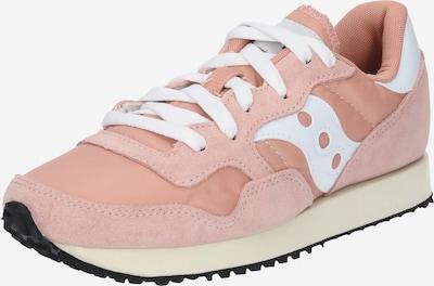 saucony Schuhe 'DXN Vintage' in apricot / puder / weiß: Frontalansicht