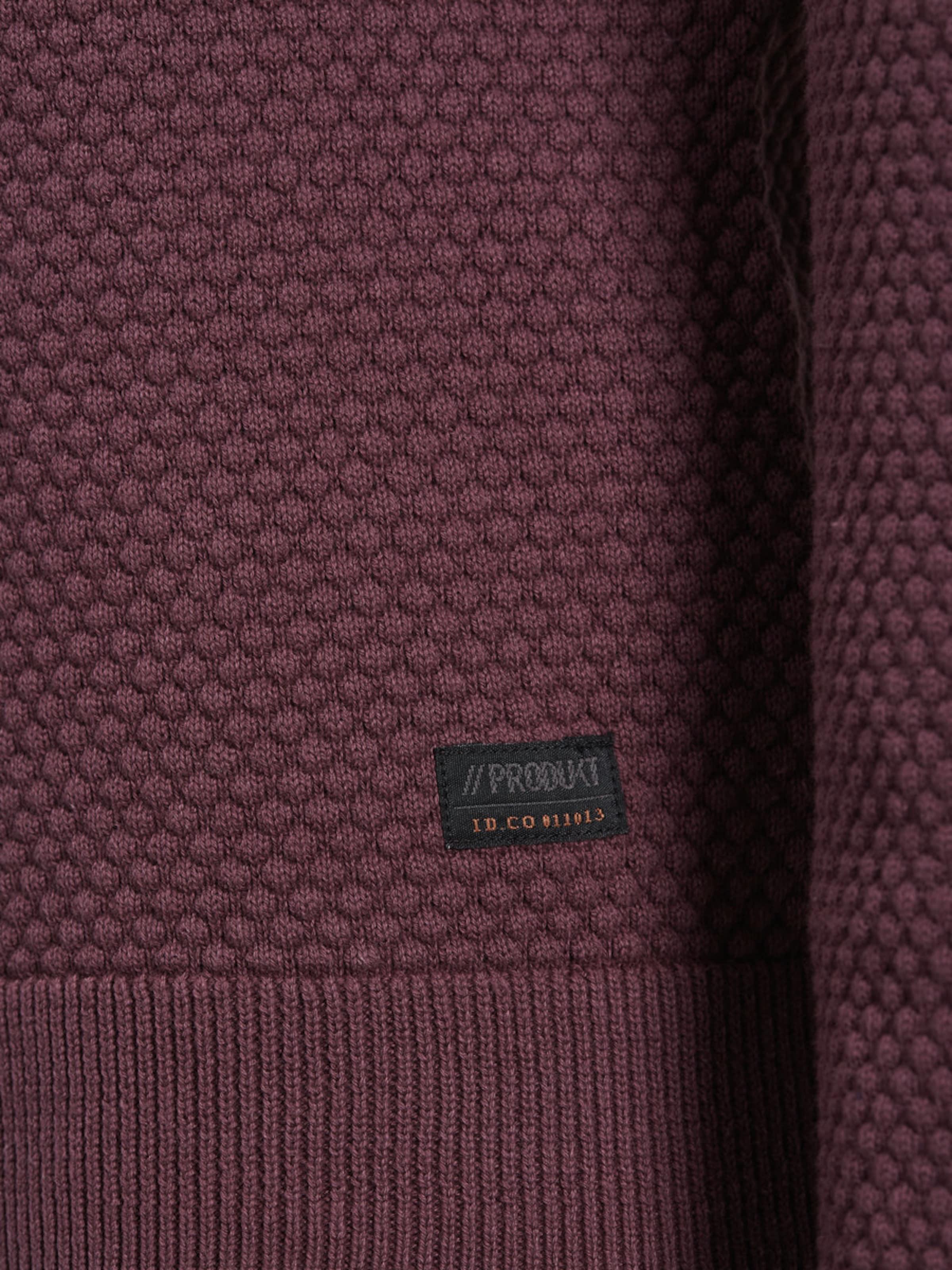Produkt Rundhalsausschnitt-Strickpullover Modestil yCtsr5mR