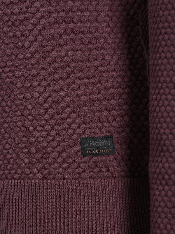 Produkt Rundhalsausschnitt-Strickpullover
