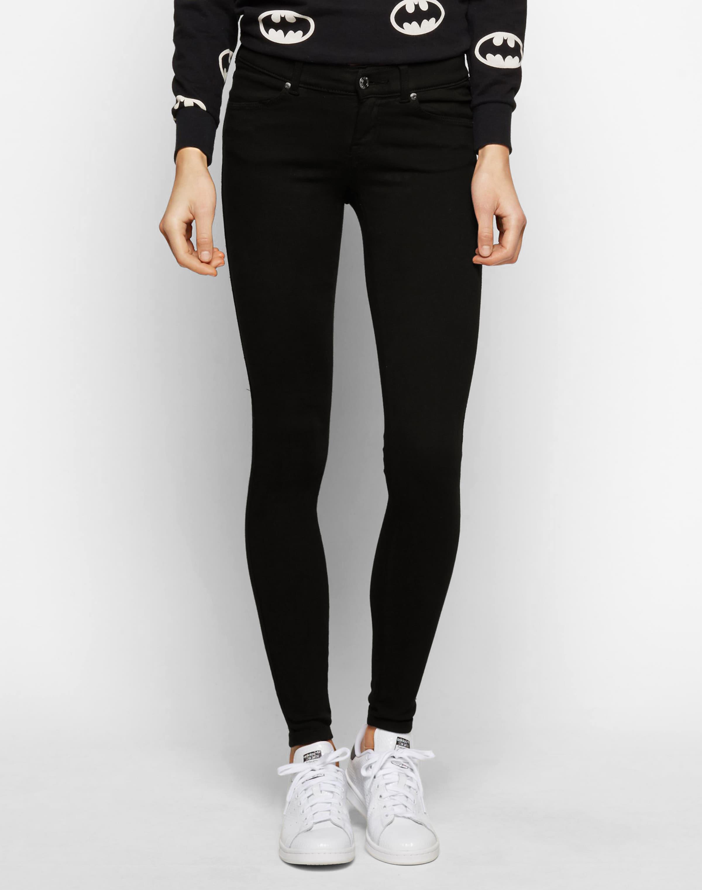 DrDenim Skinny Schwarz In Jeans 'dixy' R3q4L5Aj