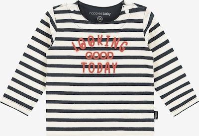 Noppies Tričko 'Nottokno' - noční modrá / oranžově červená / bílá, Produkt