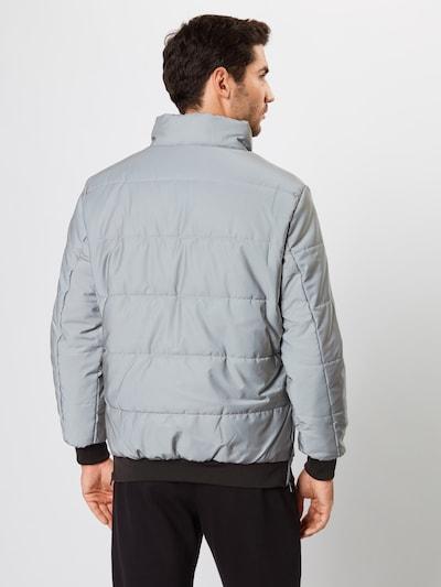 Žieminė striukė 'Reflective Pullover Jacket' iš Urban Classics , spalva - pilka: Vaizdas iš galinės pusės