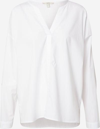 ESPRIT Bluse 'Voile' in weiß, Produktansicht