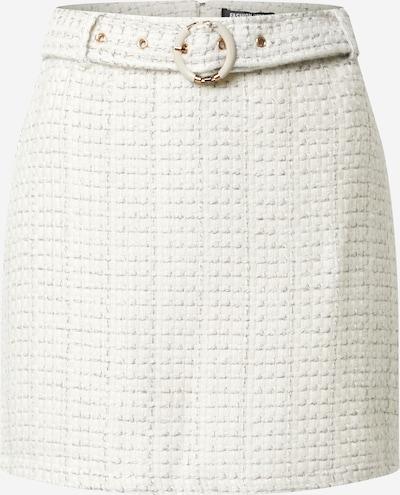 Fashion Union Rock 'Blair' in weiß, Produktansicht