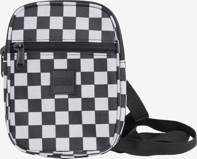 Urban Classics Umhängetasche in schwarz / weiß, Produktansicht