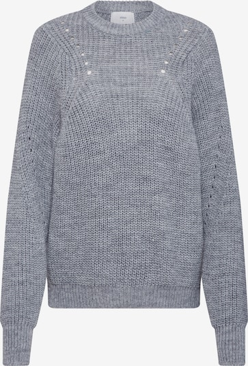 minimum Pullover 'allirea' in grau, Produktansicht