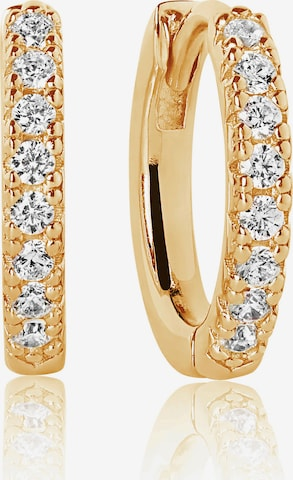 Sif Jakobs Creole 'Ellera SJ-E2859-CZ(YG)' in Gold