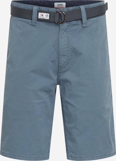 Tommy Jeans Pantalon chino en bleu, Vue avec produit