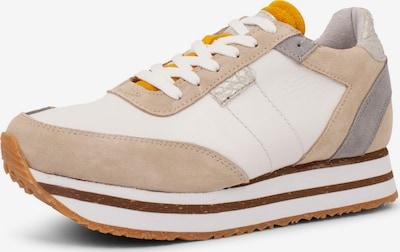 WODEN Sneaker 'Ava' in beige / gelb / taupe / weiß, Produktansicht