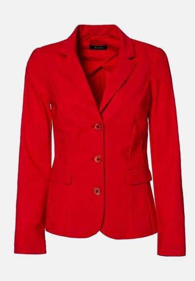 EVITA Jacke in rot, Produktansicht