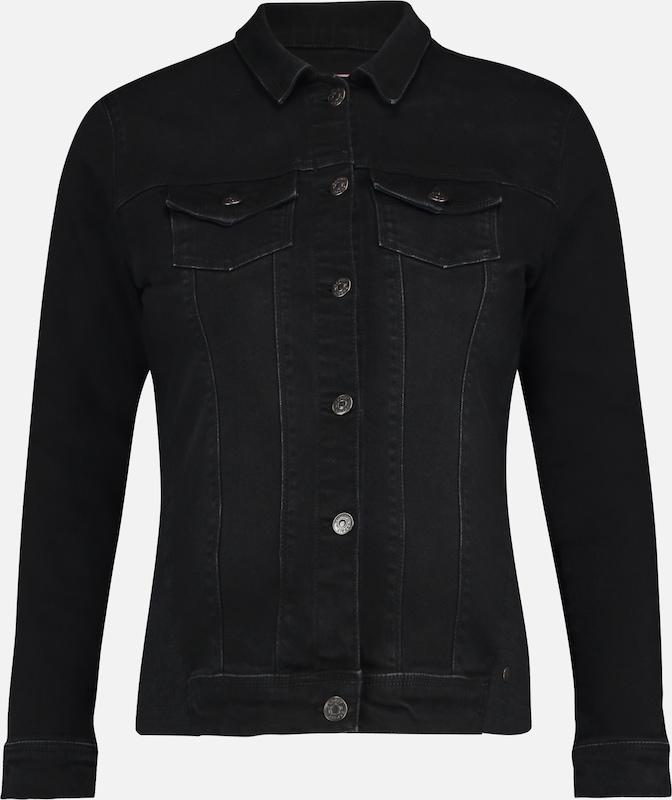 Esprit Maternity Jeansjacke in schwarz schwarz schwarz denim  Markenkleidung für Männer und Frauen aa91a1