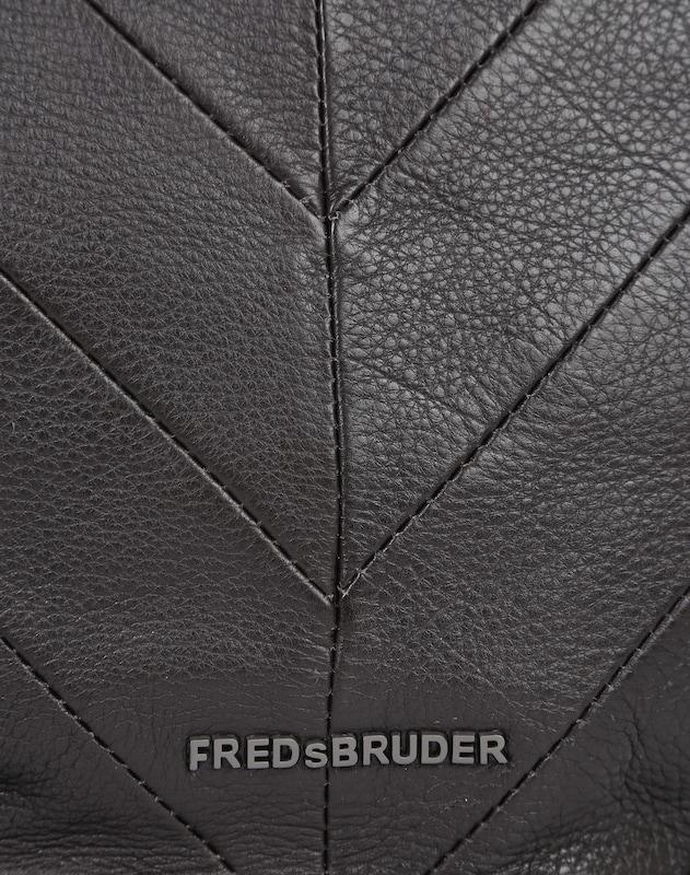 FREDsBRUDER Schultertasche 'Pattern'