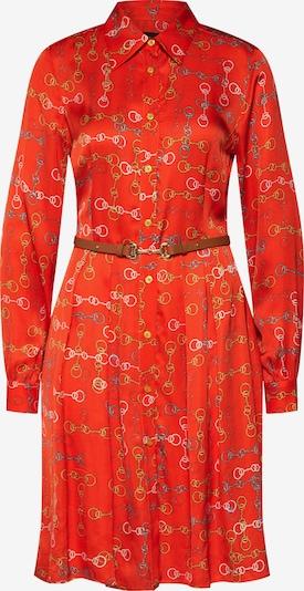 SAND COPENHAGEN Robe-chemise '3357 Amethist' en rouge, Vue avec produit
