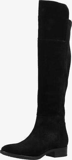 GEOX Bottes en noir: Vue de face