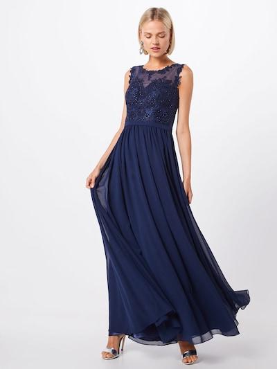 mascara Společenské šaty 'LACE COVER' - námořnická modř, Model/ka