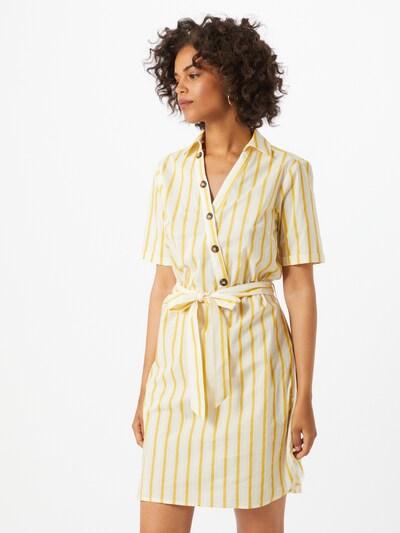 SISTERS POINT Letní šaty 'VARAS' - žlutá / offwhite, Model/ka