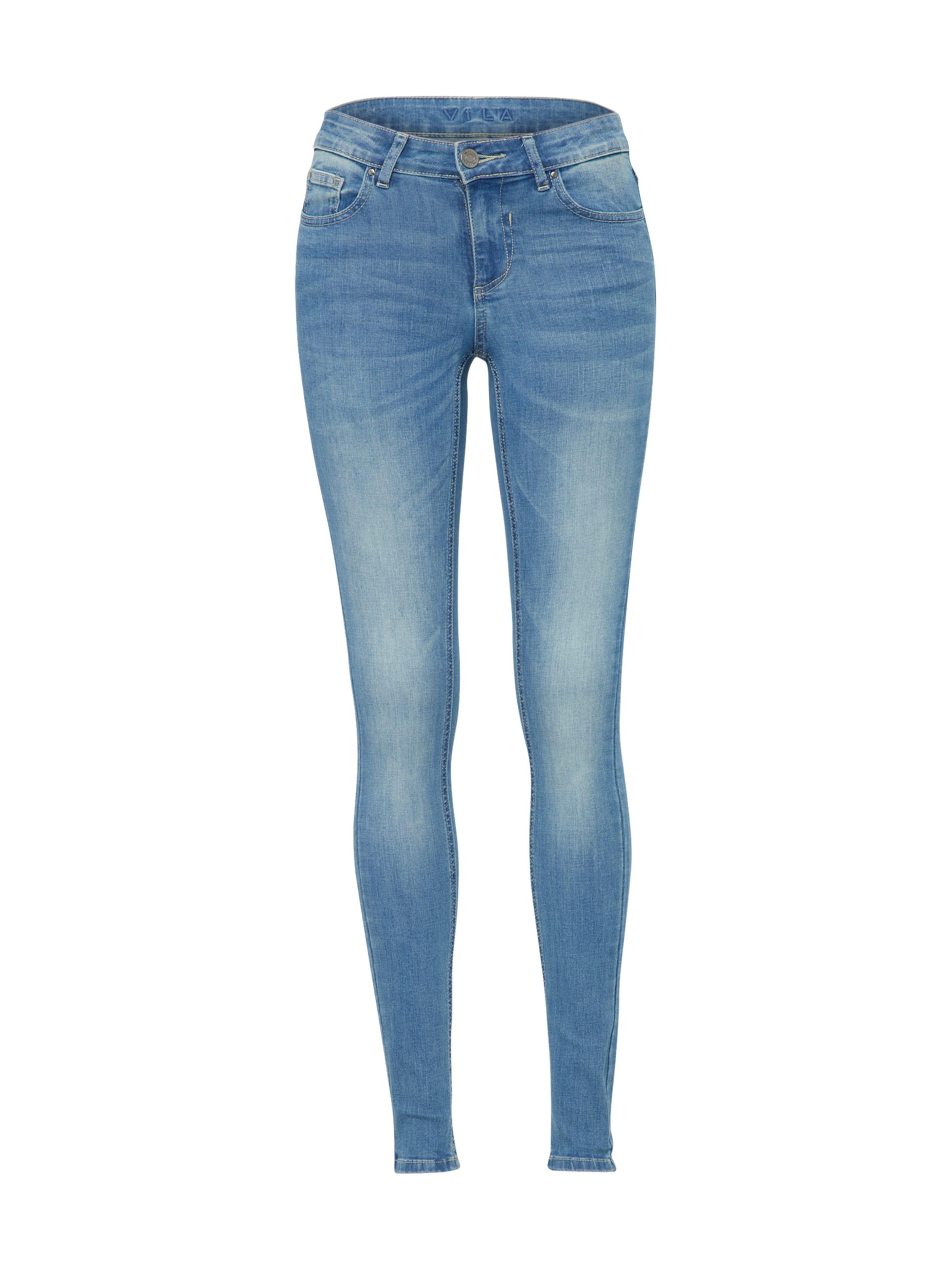 In Denim Jeans Vila Blue 'commit' WH9Y2DIE