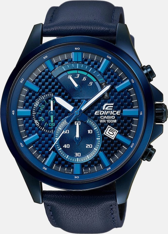 CASIO 'Edifice' Chronograph 'EFV-530BL-2AVUEF'