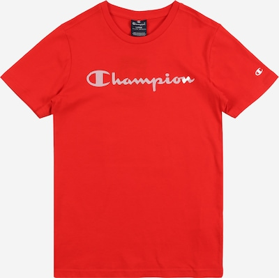 Champion Authentic Athletic Apparel Shirt in rot / weiß, Produktansicht