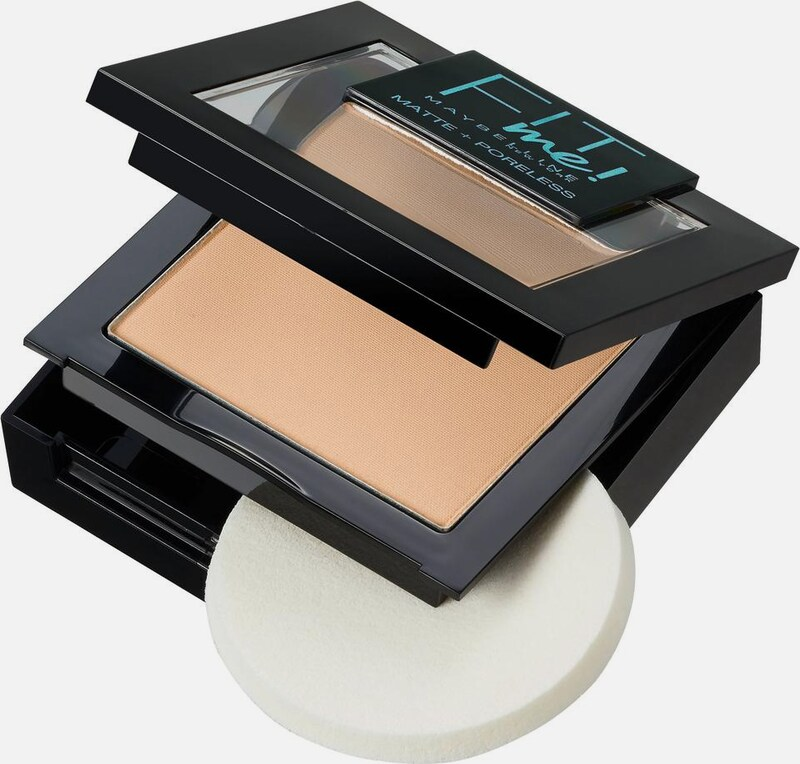 Maybelline New York Fit Me Matt&poreless Powder, Puder