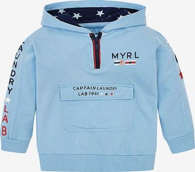Mayoral Sweatshirt in rauchblau, Produktansicht
