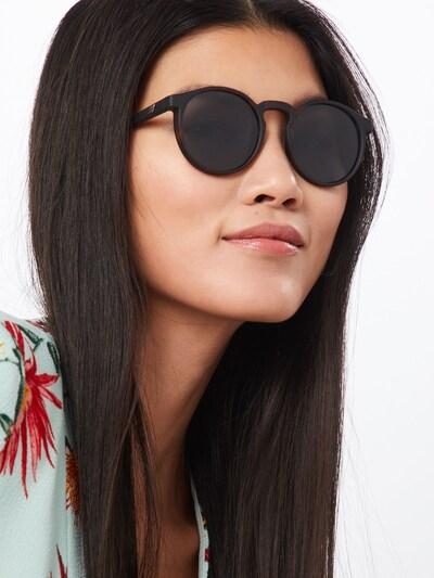 LE SPECS Okulary przeciwsłoneczne 'Teen Spirit Deux' w kolorze brązowym, Podgląd na modelu(-ce)