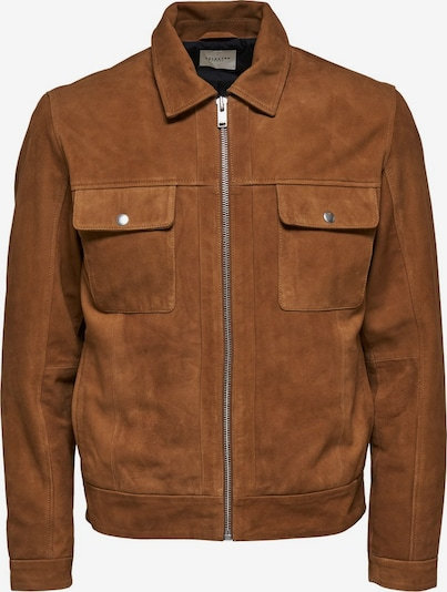 SELECTED HOMME Jacke in bronze, Produktansicht
