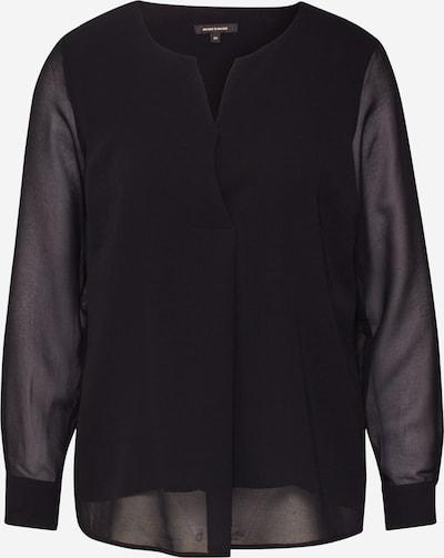 MORE & MORE Bluzka w kolorze czarnym: Widok z przodu