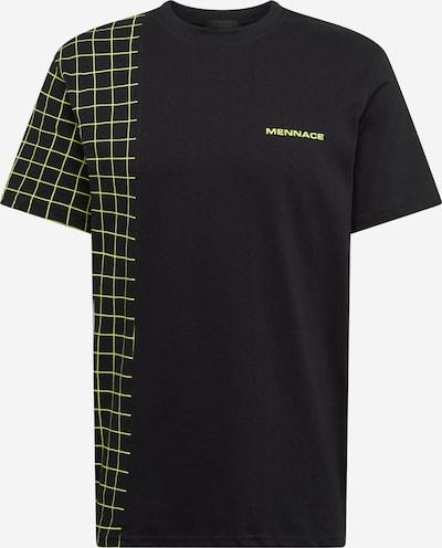 Mennace Majica | črna barva, Prikaz izdelka